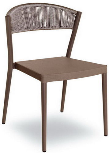 Ariel stacking chair