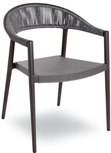 Praga stacking armchair