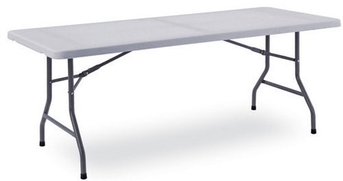 Easy folding table