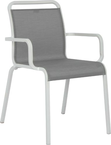 Oskar stacking armchair