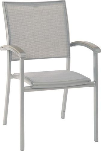 Milano stacking armchair