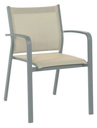 Jill stacking armchair