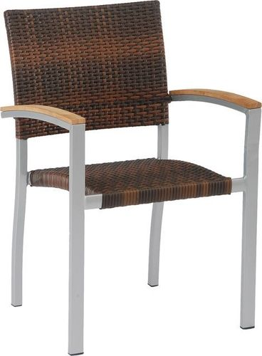 Cisano stacking armchair