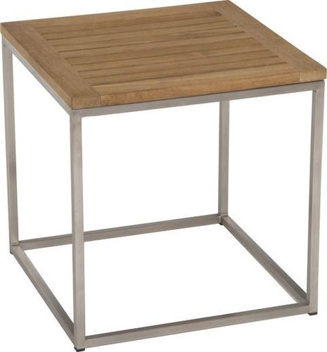 Monaco Teak side table