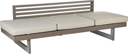 Holly sunlounger/bench
