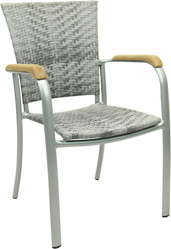 Aruba stacking armchair