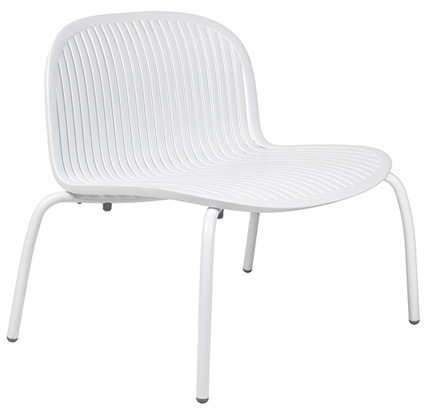 Ninfea Lounge stacking chair