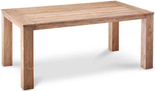 Moretti teak table