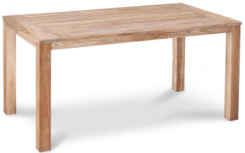 Moretti teak table 8x8