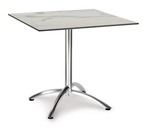 Florenz table 80x80cm, folding
