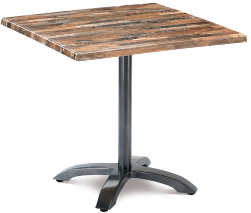 Maestro folding table 80x80cm