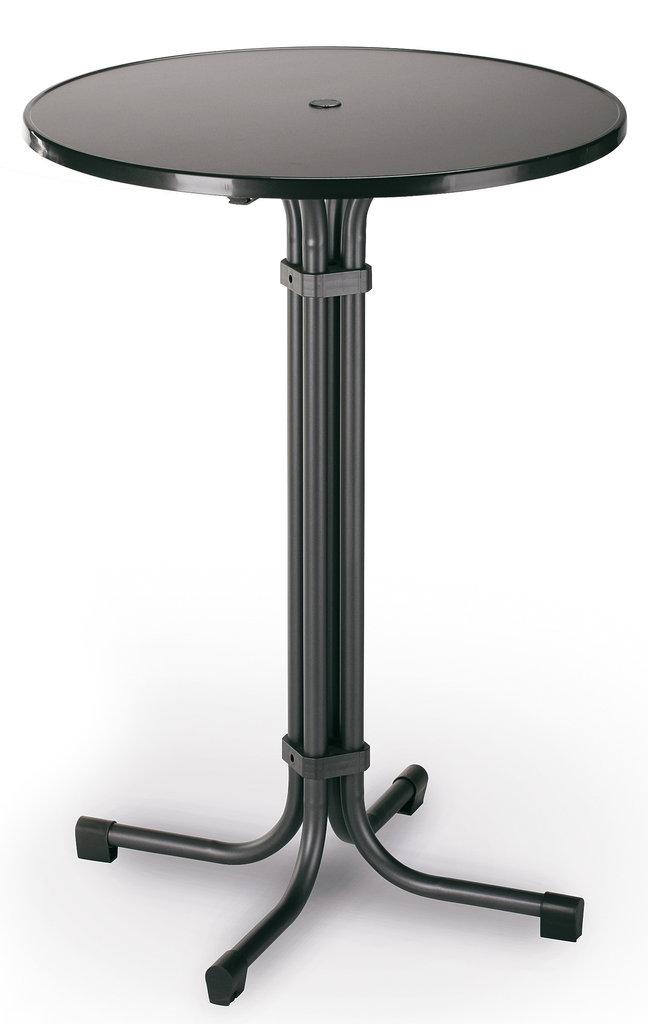 Klapptisch 80.Flex Folding Bar Table 80 Gastronomy Tables Cp Objekt